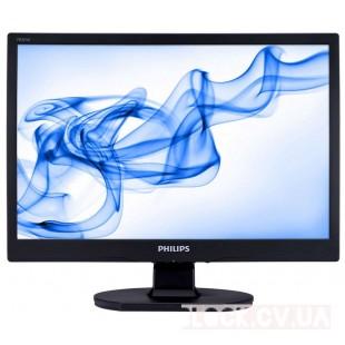 """19"""" Philips 190VW9FB Black WXGA+: 1440x900 VGA"""