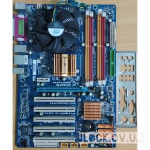 Gigabyte GA-P43-ES3G s775 + e5300 s775