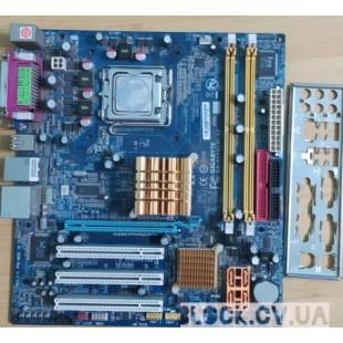gigabyte ga-945gcm s775 + e5400