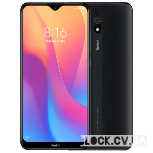 Xiaomi Redmi 8A 2/32GB Black EU