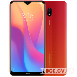 Xiaomi Redmi 8A 2/32GB Red EU