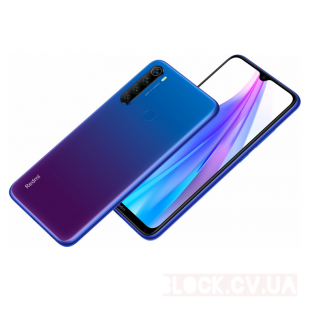 Xiaomi Redmi Note 8T 4/128GB Blue EU